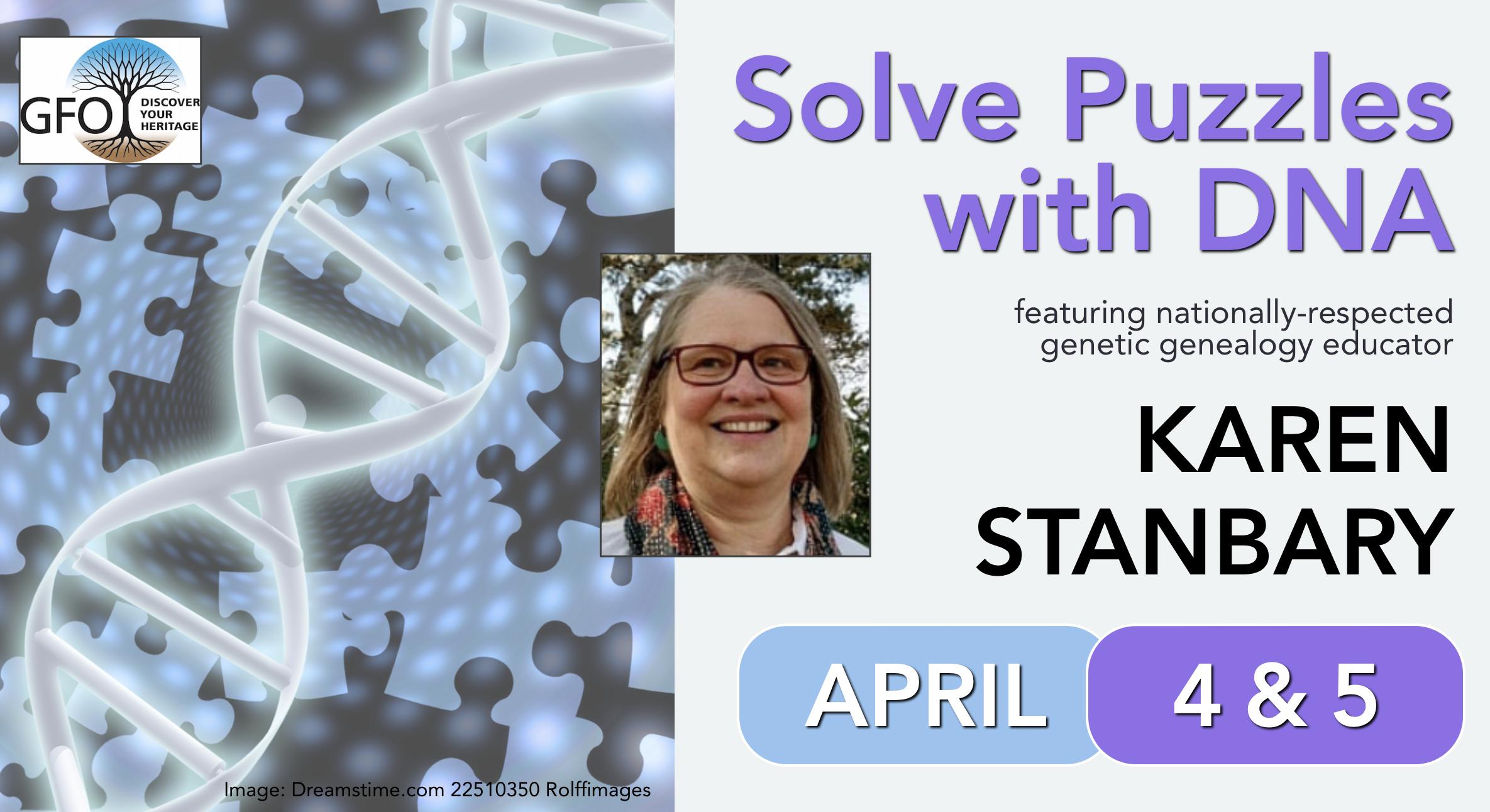 Spring Seminar with Karen Stanbary