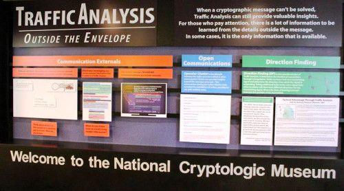 Cryptologic Treasures Traffic Analysis