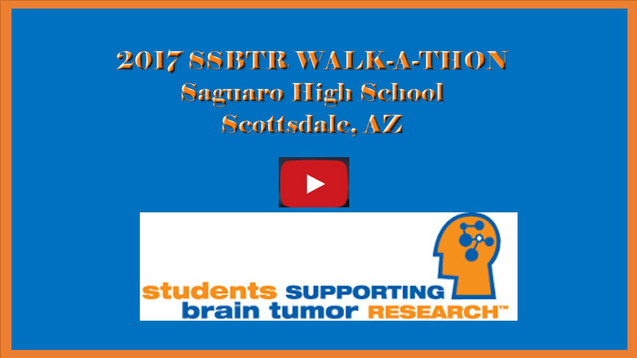 2017 SSBTR Walk-a-thon Video