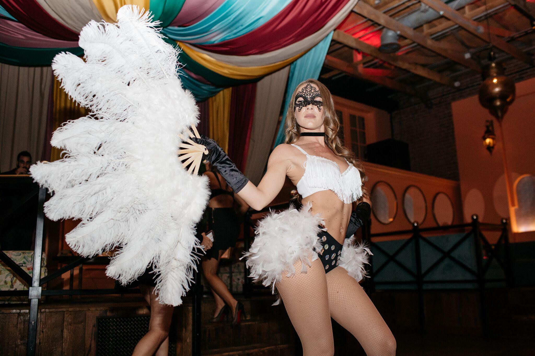 NDF Ambassadors Present: Eyes Wide Shut, A Masquerade Ball