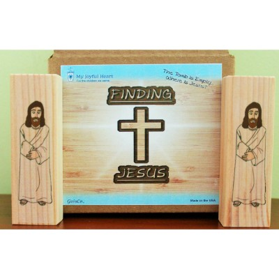 """Finding Jesus"" Game"