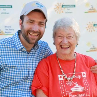 Senator Allen and CFC Co-Founder Betsy Hiteshew