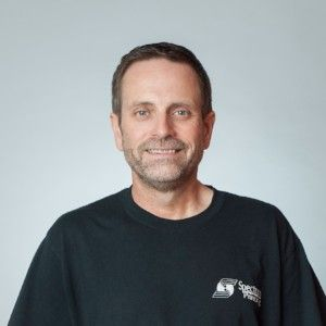 Ken Huizenga, Production Manager