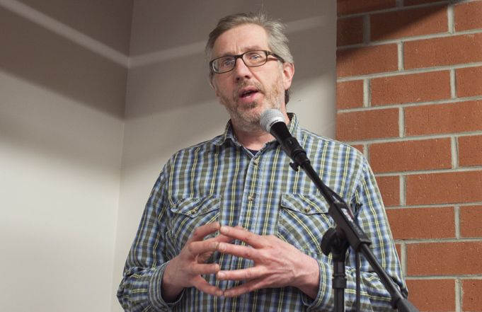 """Francis Davis Reads from """"West of Love"""""""