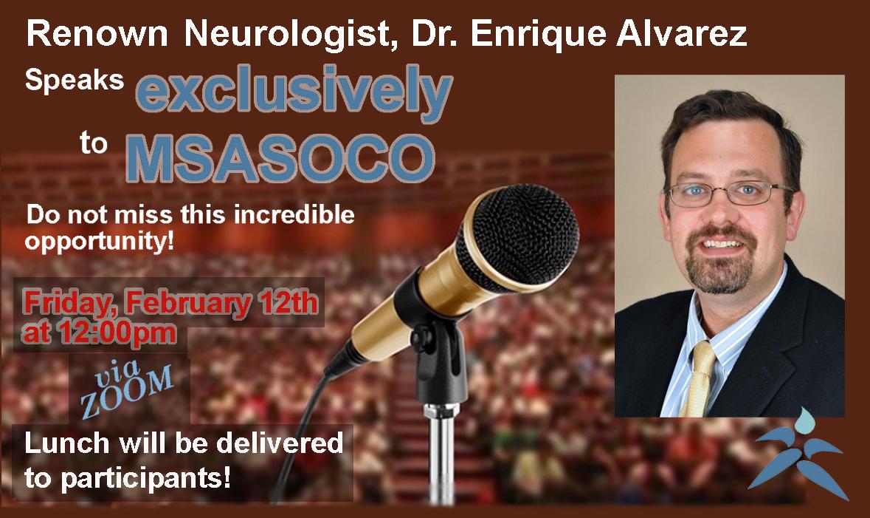 Dr. Enrique Alvarez Biography