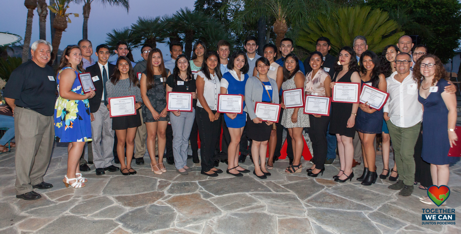 Congratulations to all of our AMAZING Scholars!