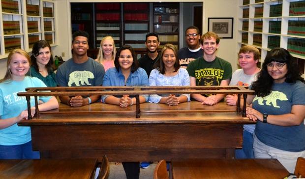 2016 Brazos Scholars