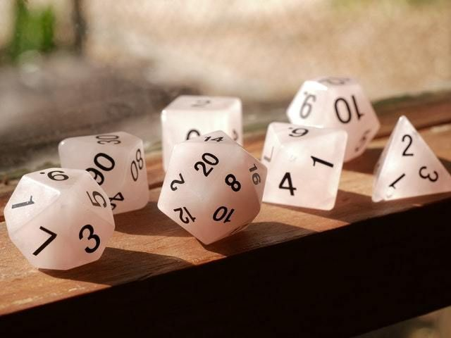 set of dice