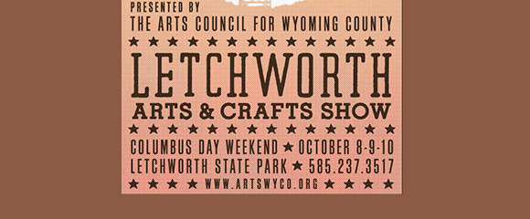Letchworth Arts & Crafts Show 2016