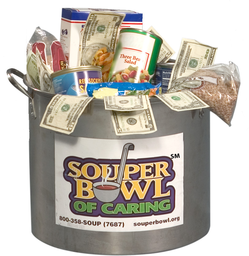 Souper Bowl of Caring Update