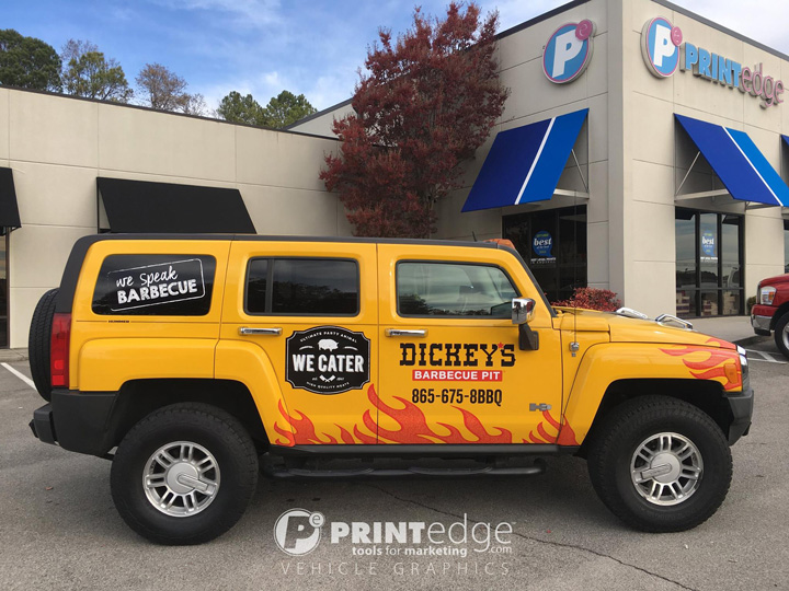 Dickey's Barbecue Pit - 1