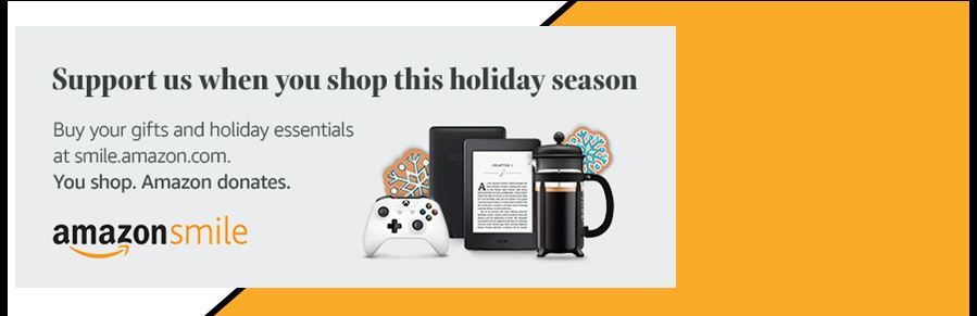 AmazonSmile - You shop, they donate.