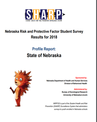 Nebraska Risk and Protective Factor Student Survey Results for 2018