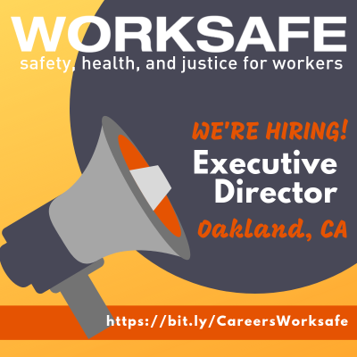Job Alert: Executive Director (Oakland, CA)