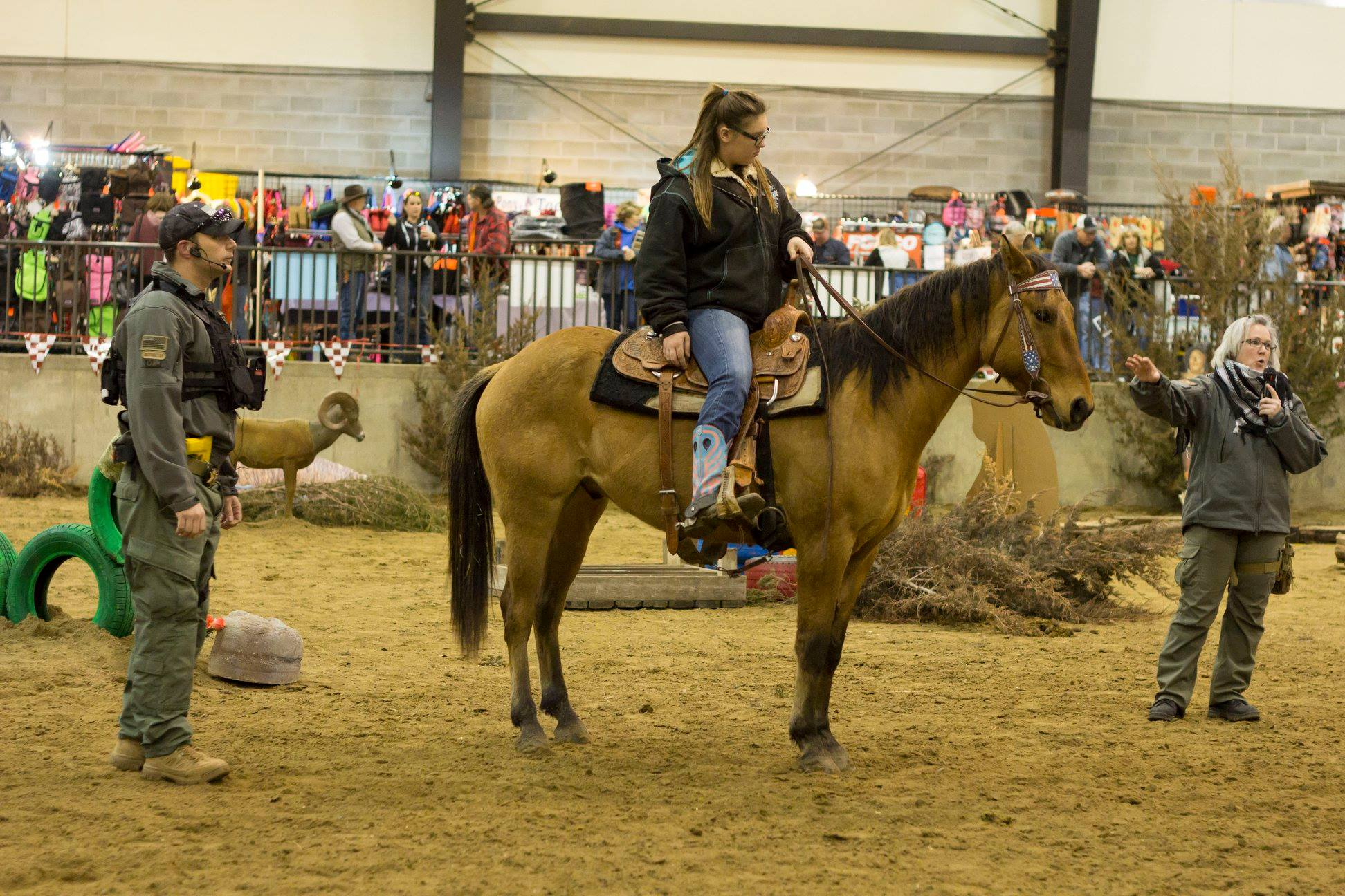 The Horse Trail Riding Expo Returns
