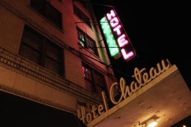 Chateau Hotel: Remaining Tenants Have Until Friday to Vacate