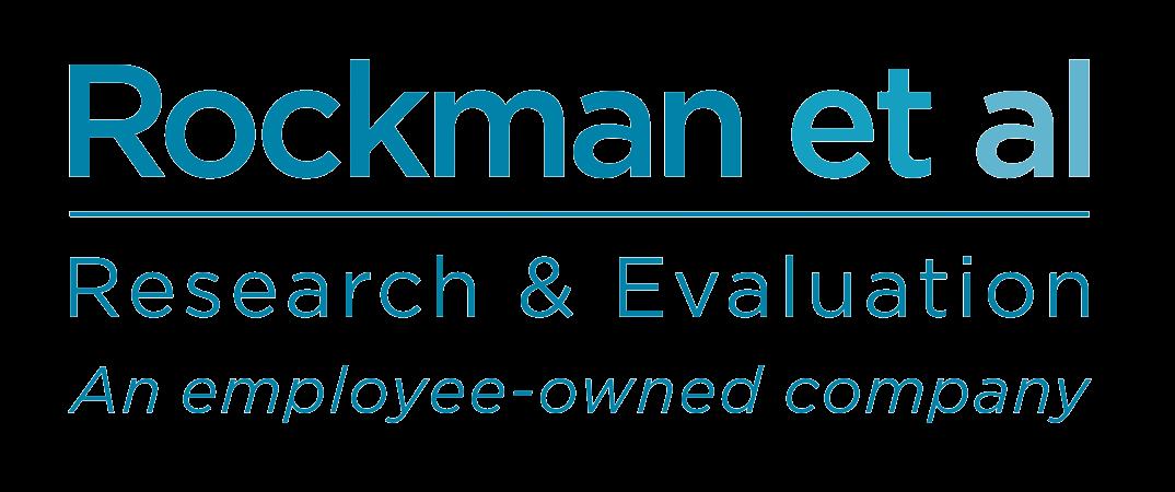 Rockman et al Research & Evaluation