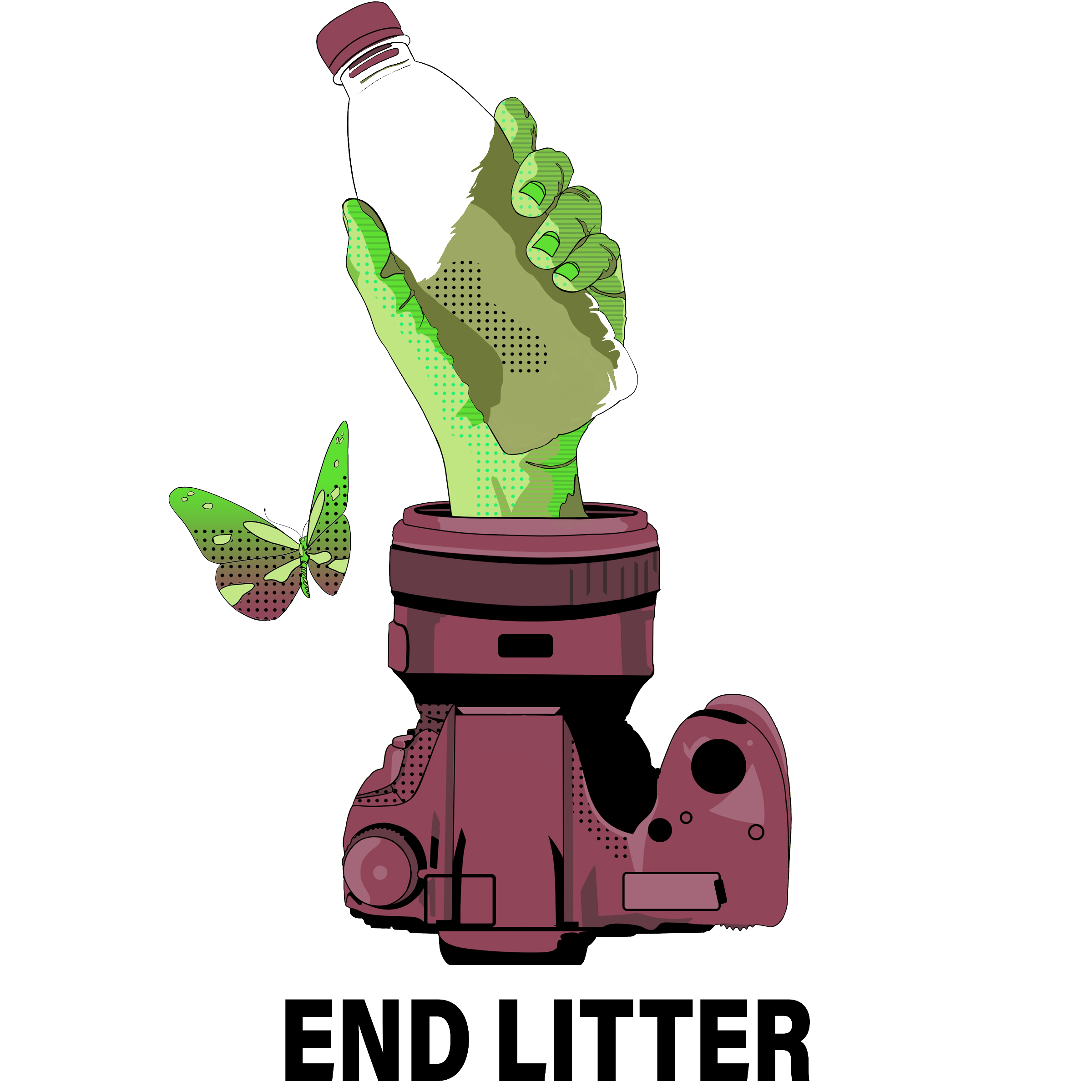 End Litter! Video Contest