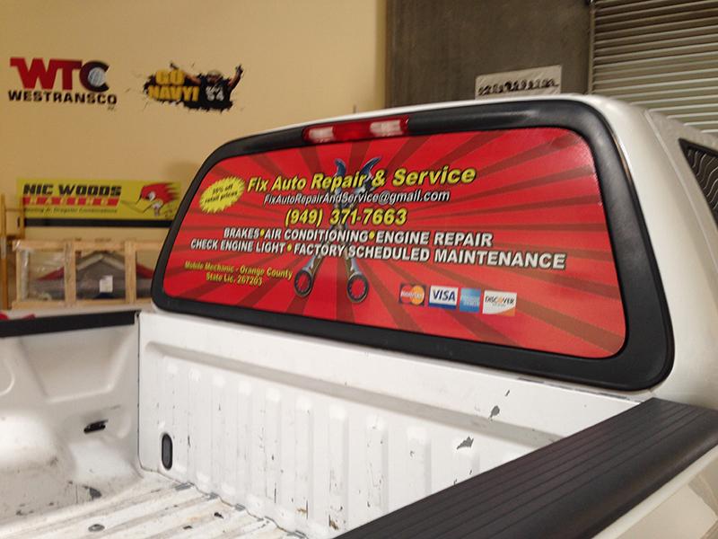 Custom Vinyl Wraps Vehicle Graphics Decals Amp Lettering