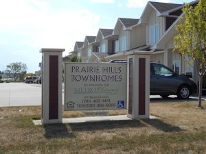Prairie Hills Townhomes-Dickinson
