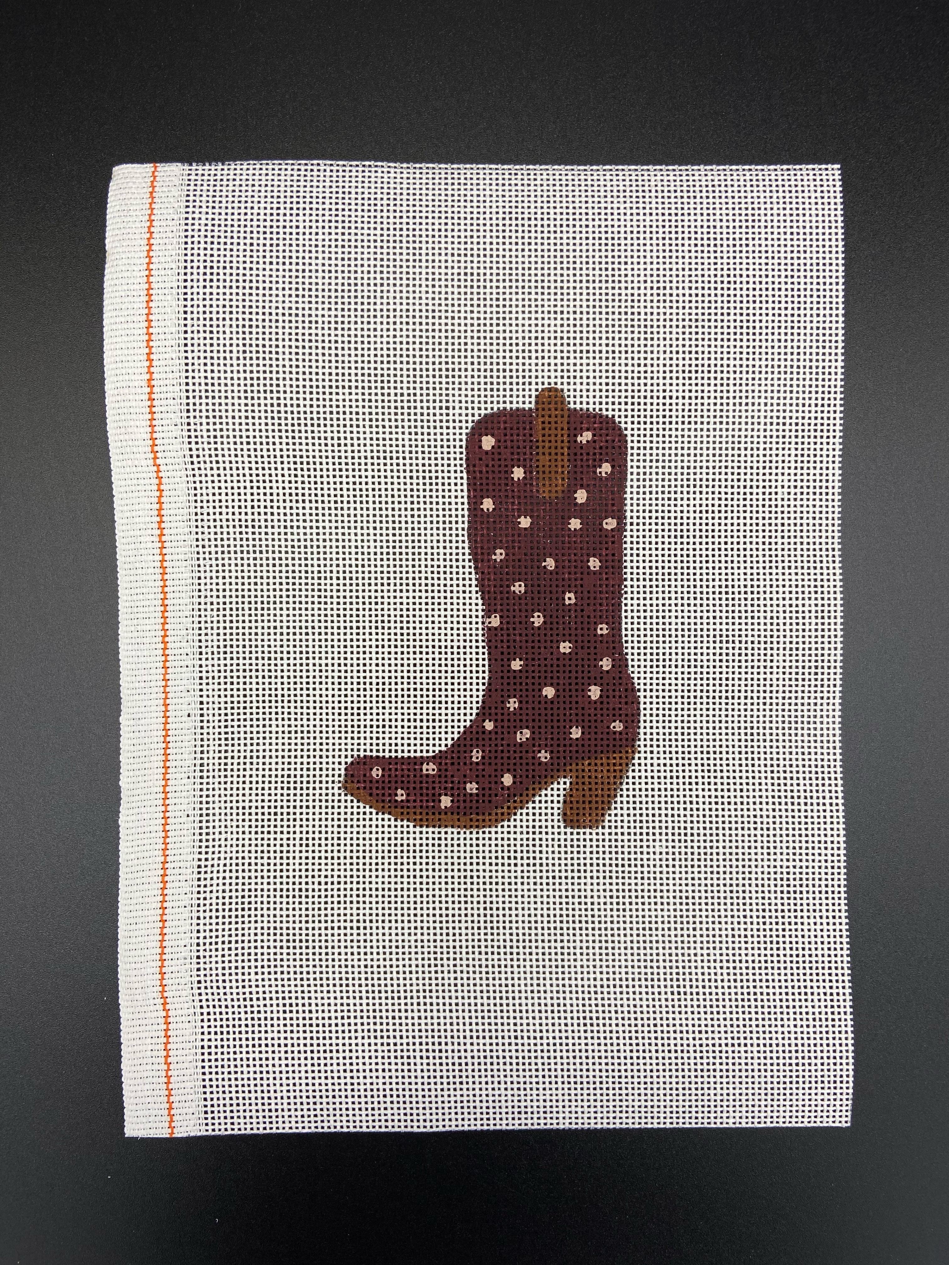 Ostrich Boot #1