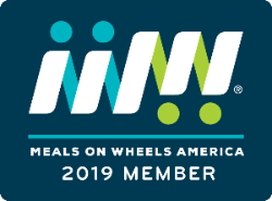 Meals on Wheels 2018 Member logo