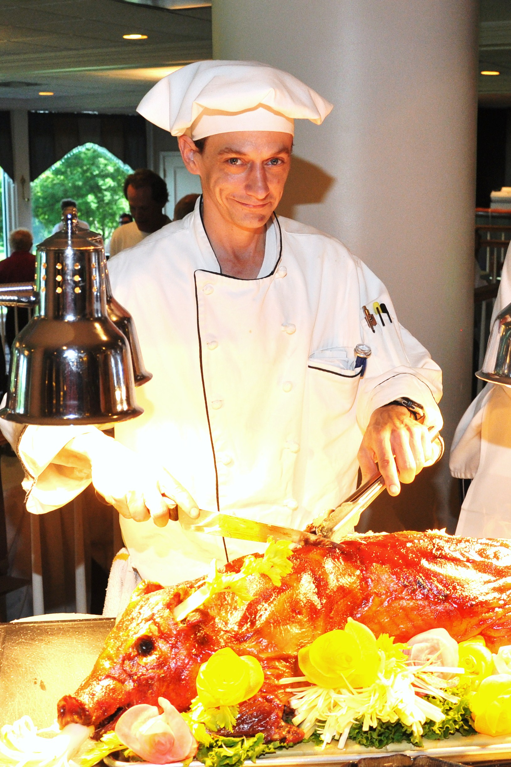 Chef Roasted Pig