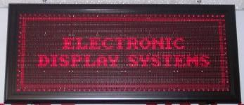 Electronic Display Systems