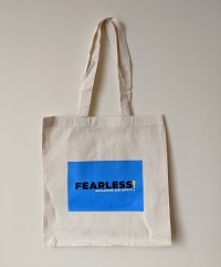 Fearless! Canvas Bag