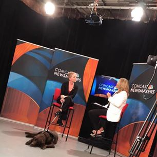 Walk...Run...Cure on Comcast Newsmakers