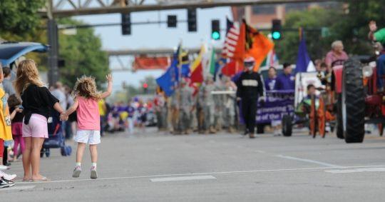 Call for Parade Entries