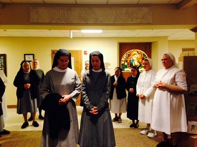 Junior Sisters Leave for 3 Month Exposure