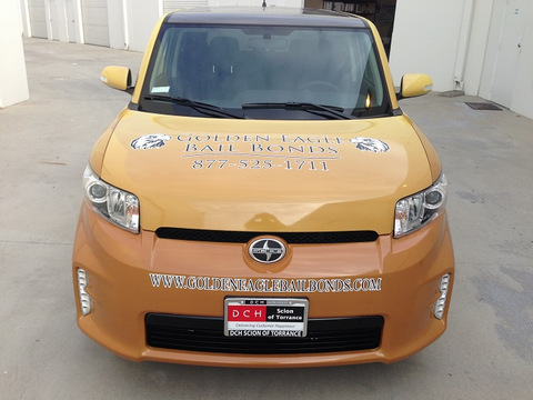 Vehicle graphics Fullerton CA