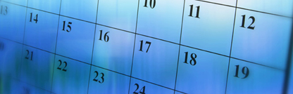 Our New Training Calendar is Available!