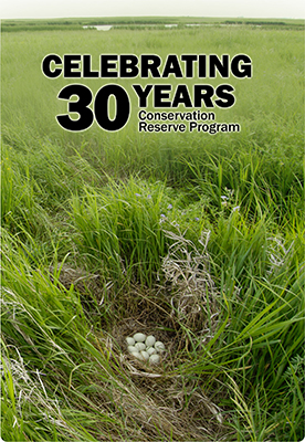 Delta Waterfowl Celebrates 30 Years of the Conservation Reserve Program