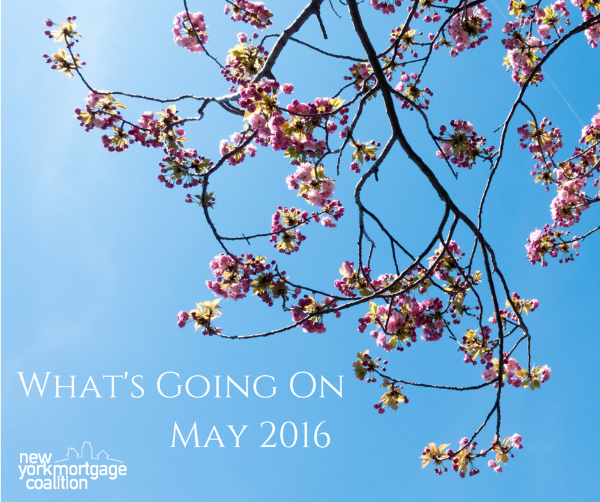 What's Going On: May 2016