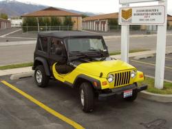 Jeep Wraps