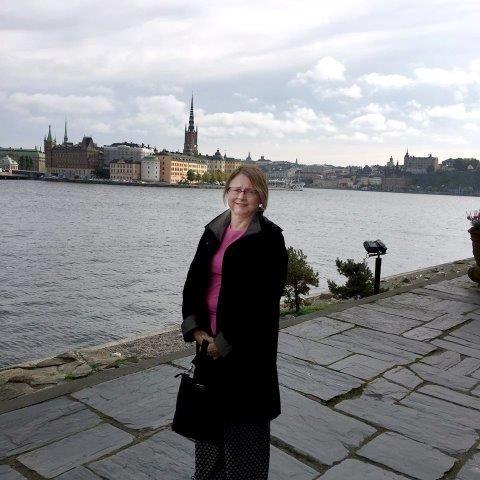 Nancy in Sweden