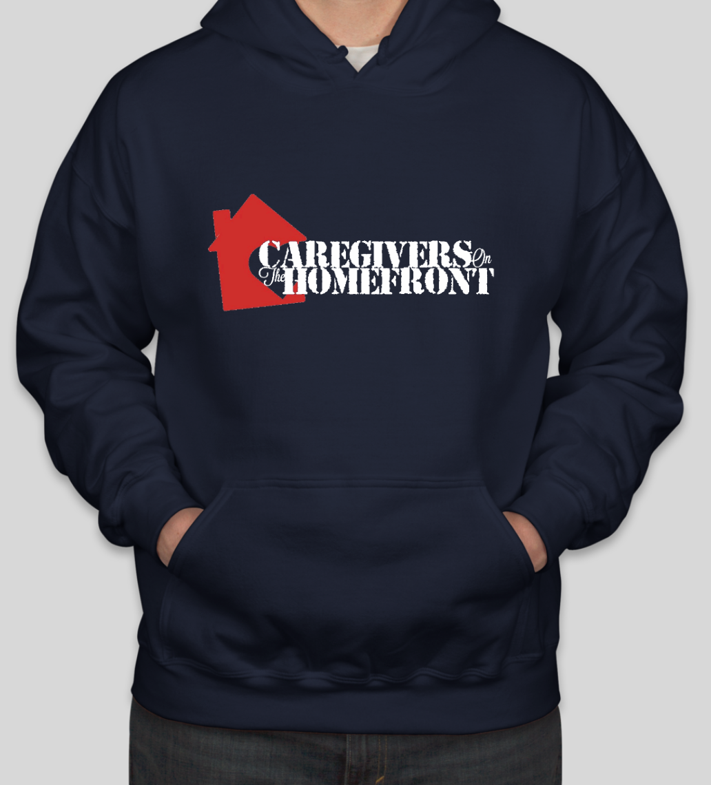 Caregivers on the Homefront Hoodie