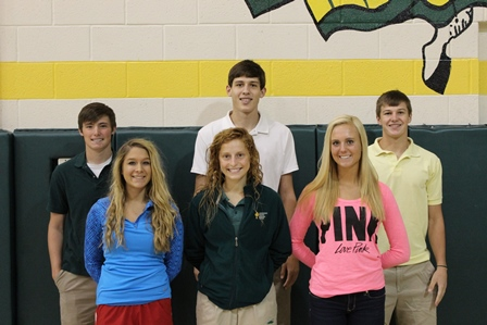 ARCHBISHOP BERGAN CATHOLIC SCHOOL ANNOUNCES HOMECOMING ROYALTY CANDIDATES