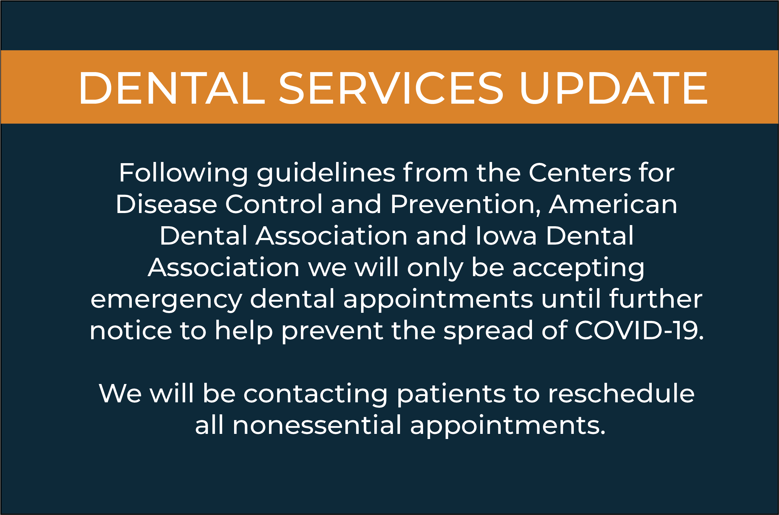Dental Update