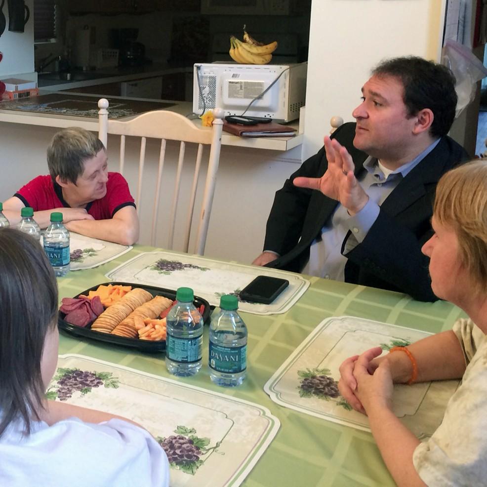 See how legislators can visit our programs