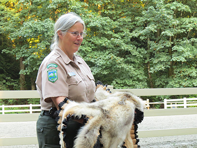 Urban Coyote Program with Free Hot Dogs 08-06-14