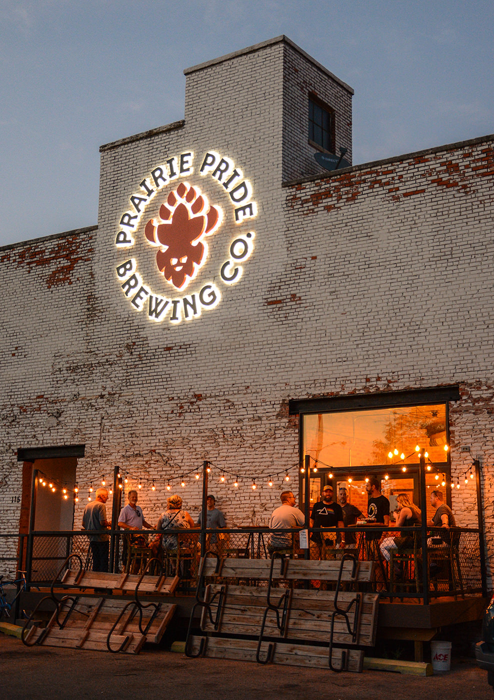 A Brewery Returns to Railside