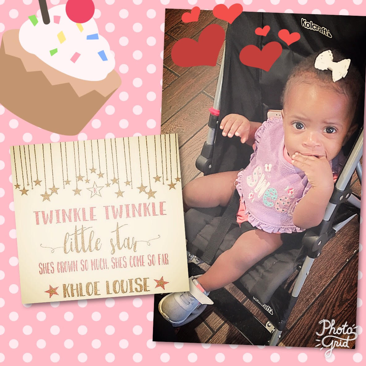 Lunch with a Lady was special in September at Peach Tree Cafeteria as we celebrated a first birthday with a precious little one.