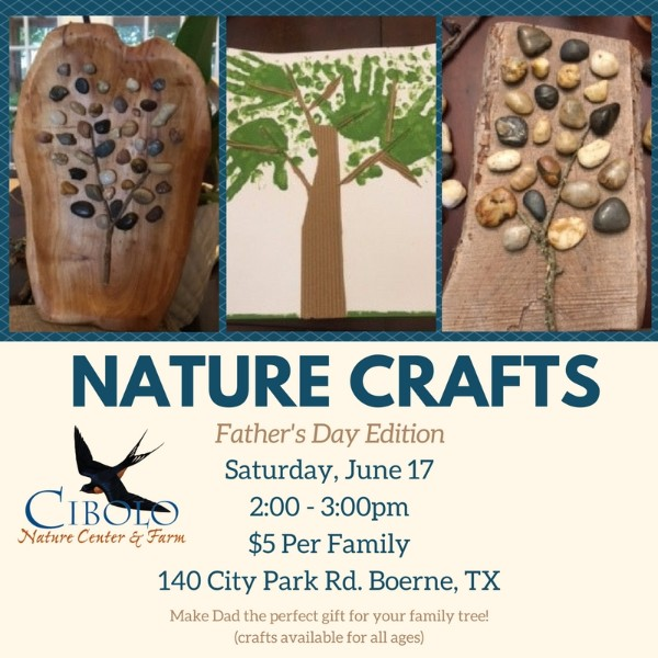CNC: Special Edition! Nature Crafts