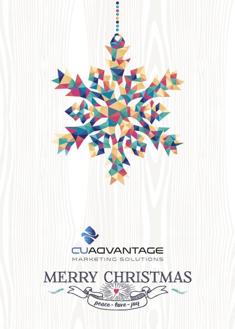 Holiday Card (snowflake)