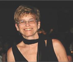 2006 Volunteer of the Year- Lynne Rogers