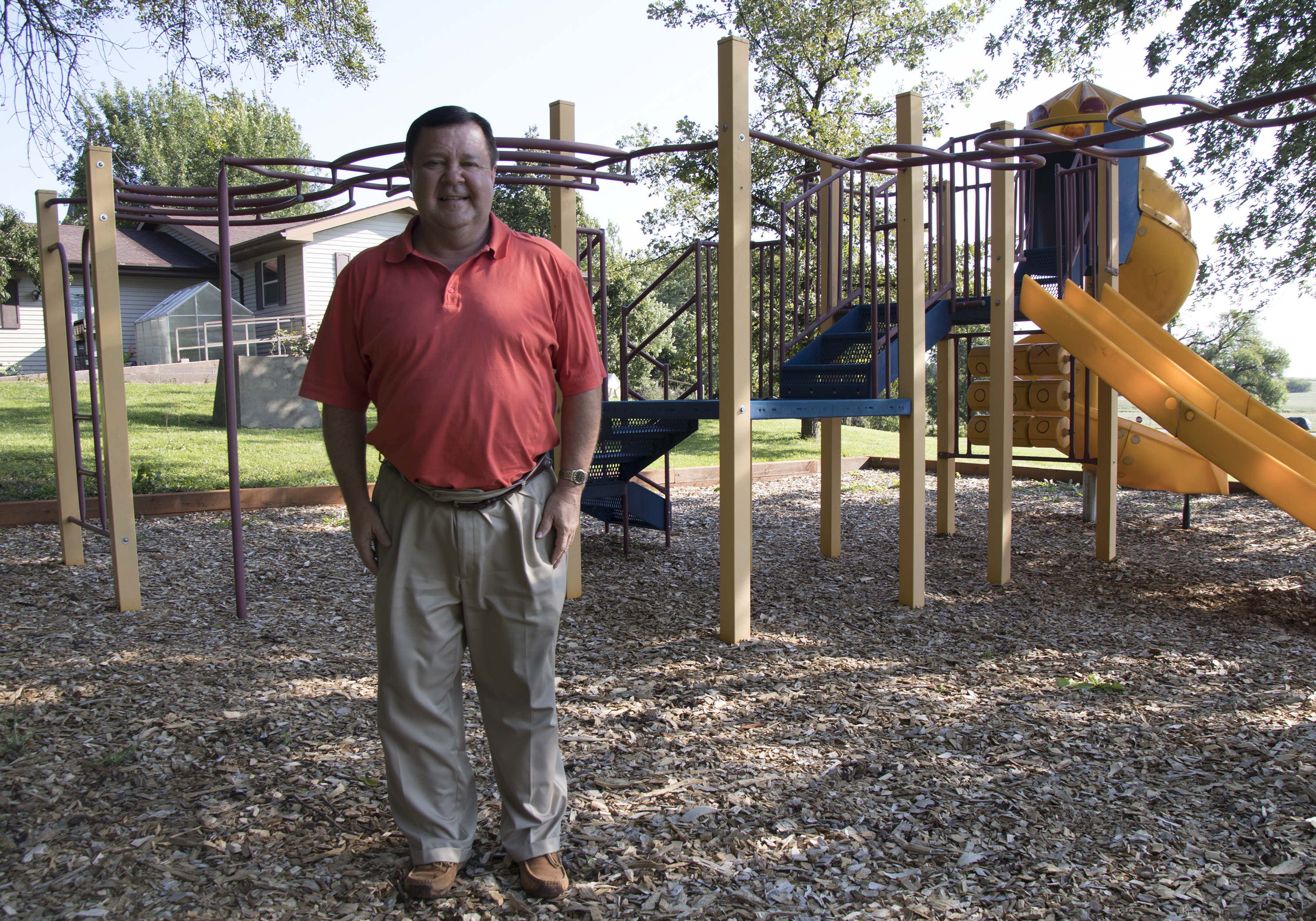 Malmo uses grant funds for playground