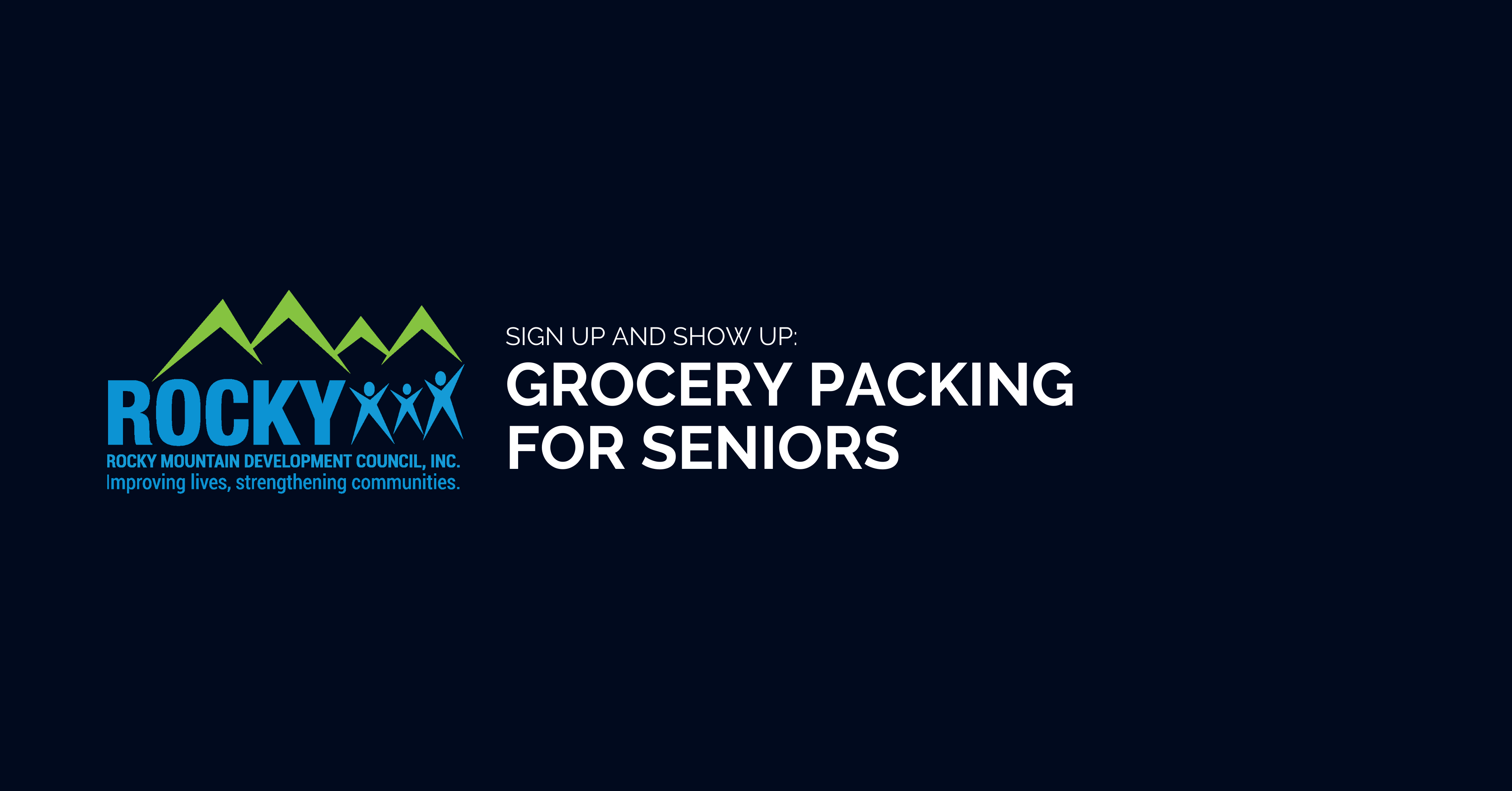 Grocery Packing for Seniors